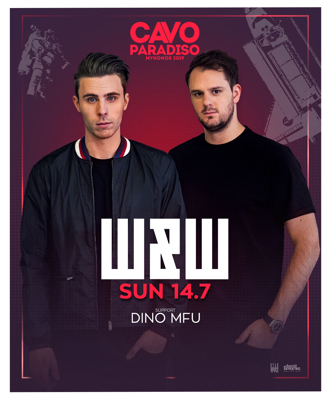 W&W w/ support by Dino MFU