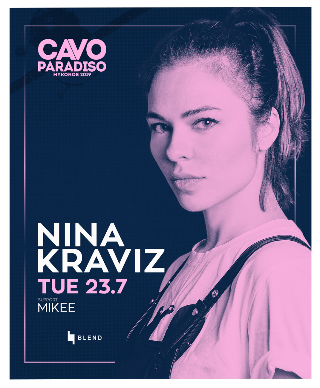 Nina Kraviz w/ support by Mikee
