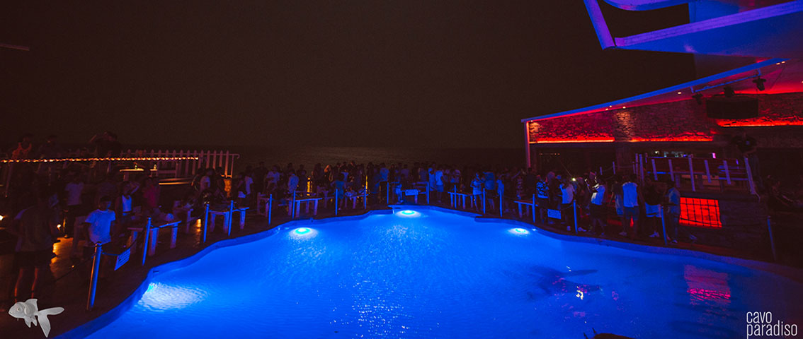 Cavo Paradiso Pool Party